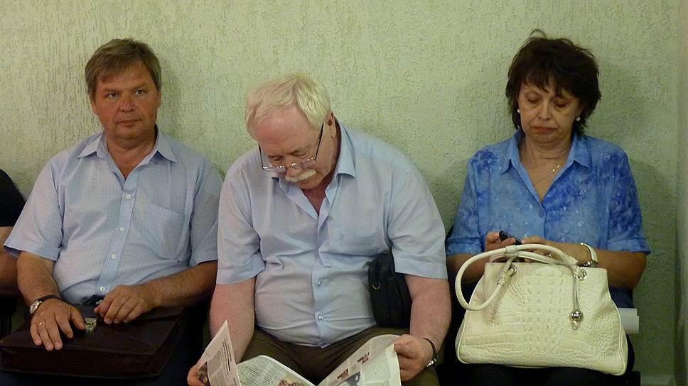 К Виталию Прокопенко (вцентре) правоохранительные органы присматривались задолго довозбуждения уголовного дела осокрытии налогов