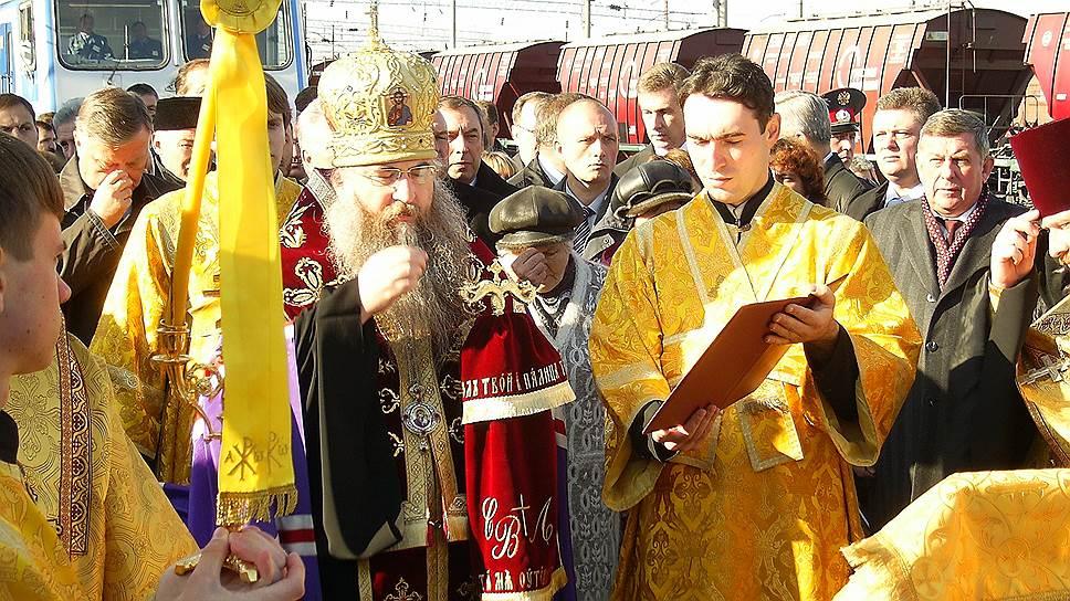 Митрополита Лонгина просят не строить церковь в сквере в Заводском районе Саратова