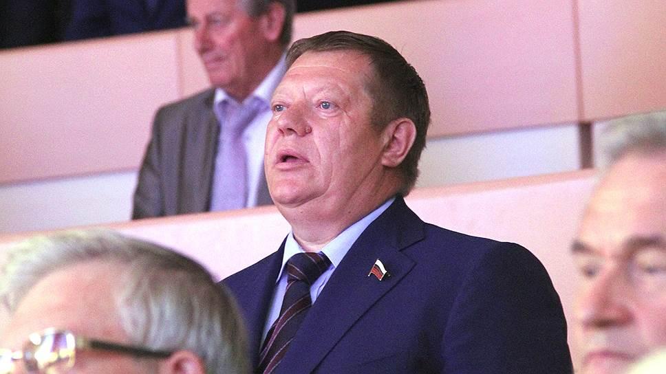 Николай Панков сохранил позиции самого состоятельного депутата Госдумы от Саратовской области