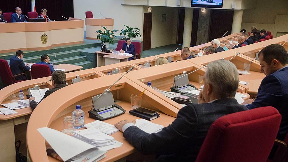 Саратовская областная дума согласилась cфедеральным проектом пенсионной реформы