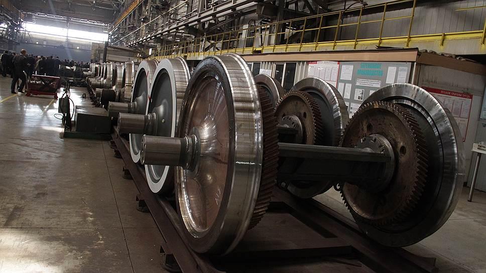 Новые поезда Энгельсский локомотивный завод еще непроизводит