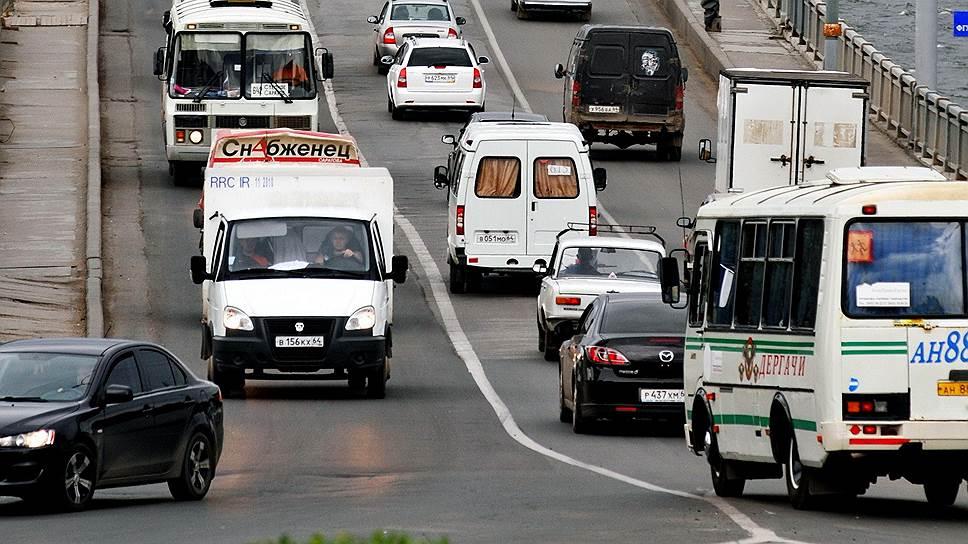 Саратовские власти планируют пересмотреть транспортные потоки