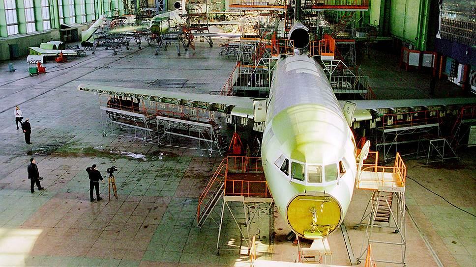 В деле обанкростве саратовского авиазавода появились подозреваемые