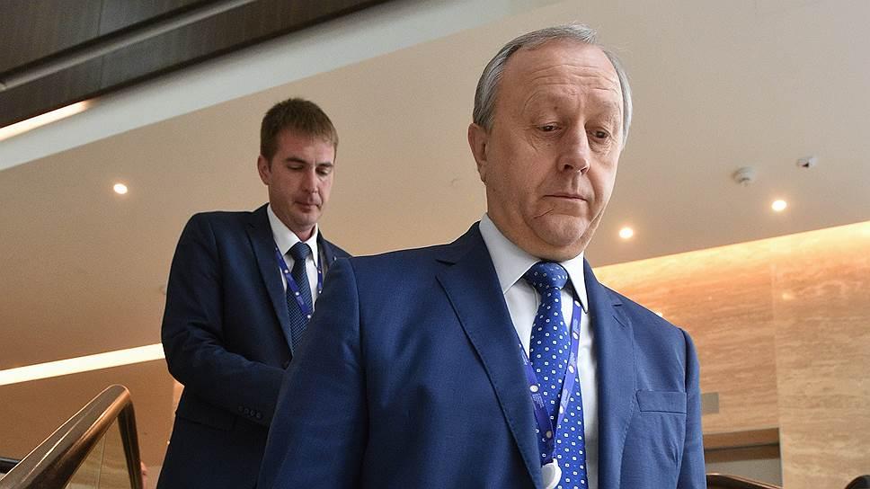 Валерий Радаев больше небудет возглавлять правительство области