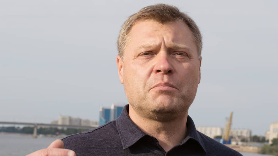 Игорь Бабушкин (на фото) нашел главу областного кабинета министров всекретариате правительства РФ