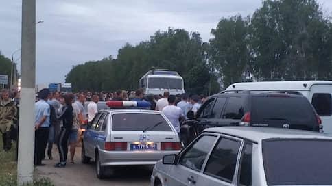 Дела нашли на чемодановской трассе // Жителей пензенского села привлекли к ответственности за перекрытие дороги