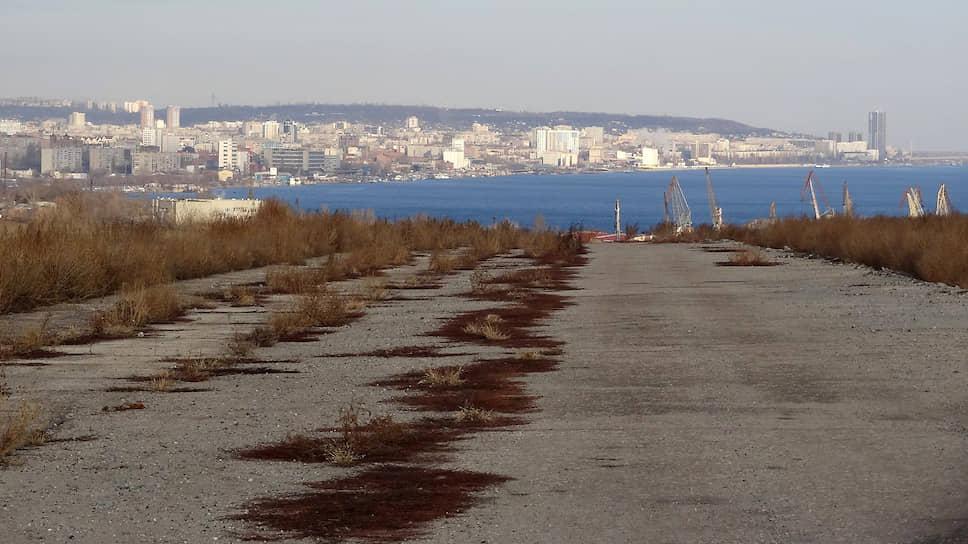 Государство пытается вернуть себе бывшие земли авиационного завода