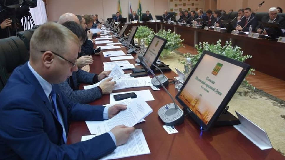 Депутаты нового созыва гордумы рассчитывают на конструктивную работу