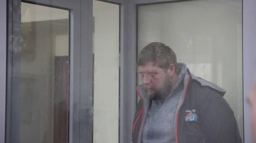 Обвиняемый Алексей Клусов полностью признал вину