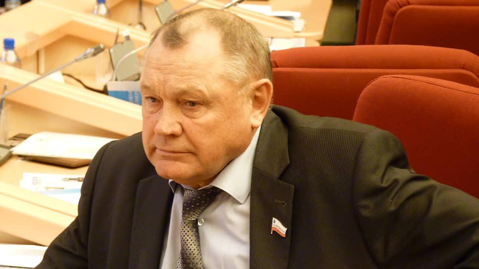 Законом депутата Николая Семенца оказались недовольны вГенеральной прокуратуре