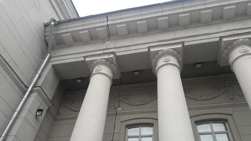 Саратовский театр оперы ибалета планируют отреставрировать через три года