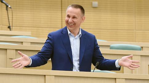Кандидату в сенат нашли замену  / Сменился претендент в Совет Федерации от Саратовской области