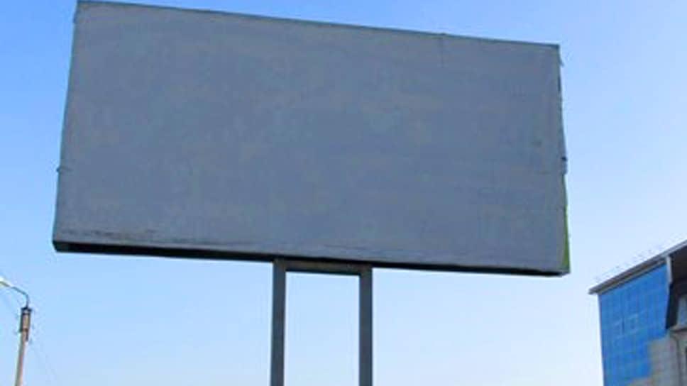 На рынке наружной рекламы падение оборотов доходит до60%