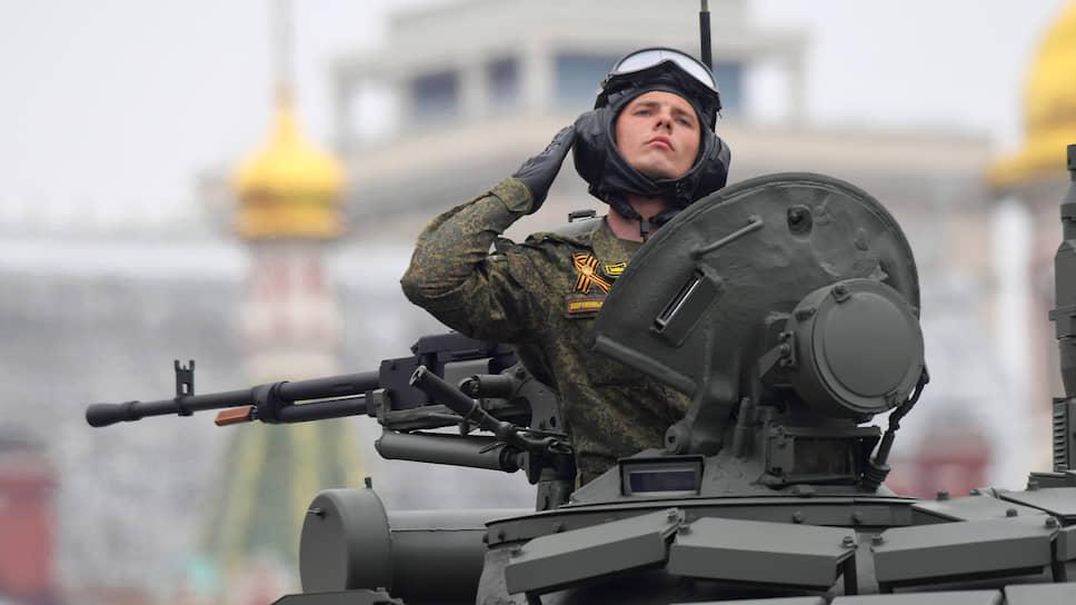 Дата проведения Парада Победы вПензенской области неопределена
