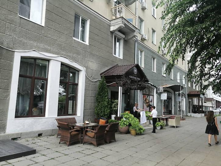 Саратовские кафе уже потеряли вэтом году большую часть выручки