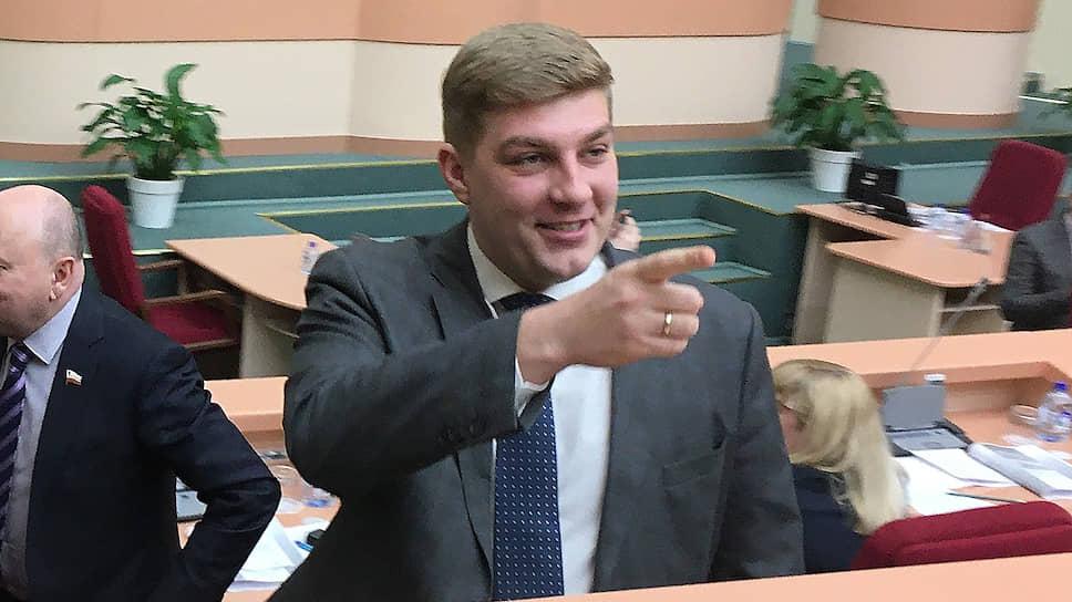 Дмитрий Пьяных будет представлять Саратовскую область в Госдуме