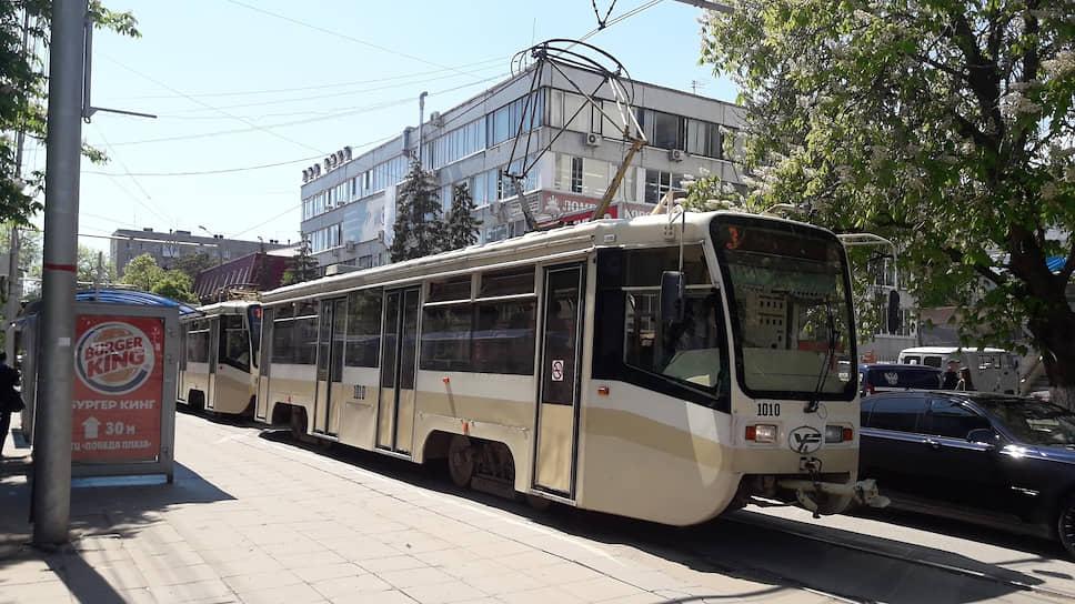 Ликвидация трамвайных путей вМирном переулке оценивается в330млн рублей