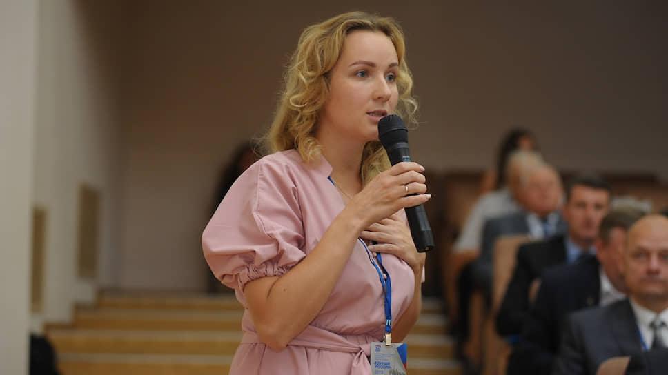 МарияЛьвова-Белова рассчитывает наподдержку администрации президента РФ