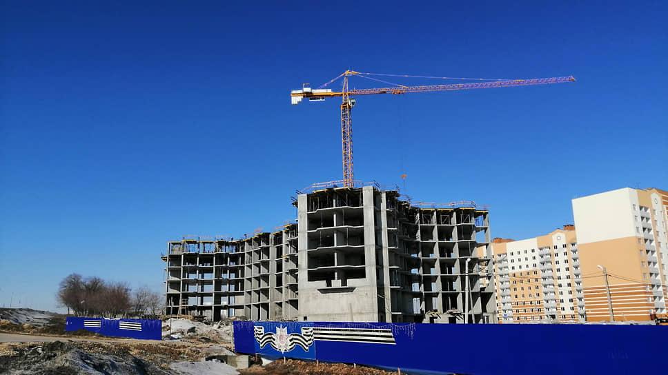 При строительстве ЖК «Победа» уЖБК‑3 возникли серьезные проблемы