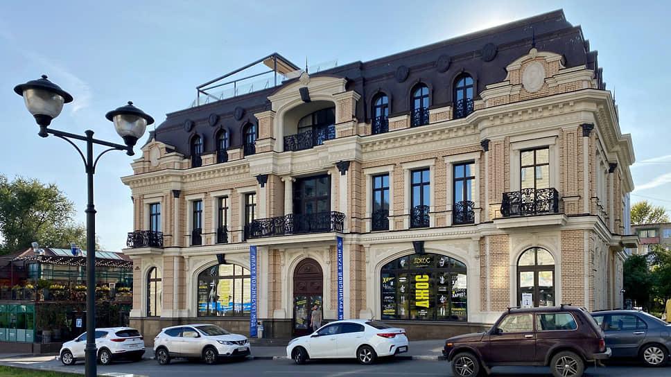Следствие выяснит законность строительства здания висторической части Саратова