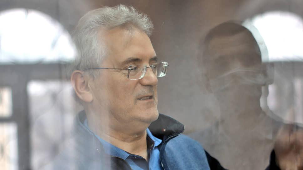 Профинансировал за кампанию / Иван Белозерцев признал факт получения денег от бизнесмена Бориса Шпигеля