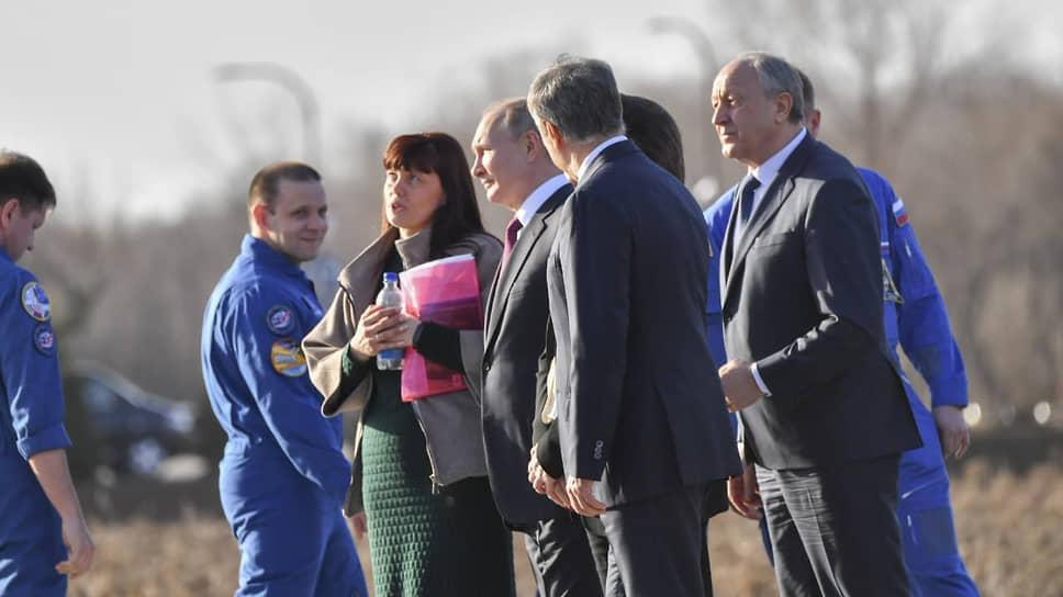 Владимир Путин встретился ссаратовскими чиновниками