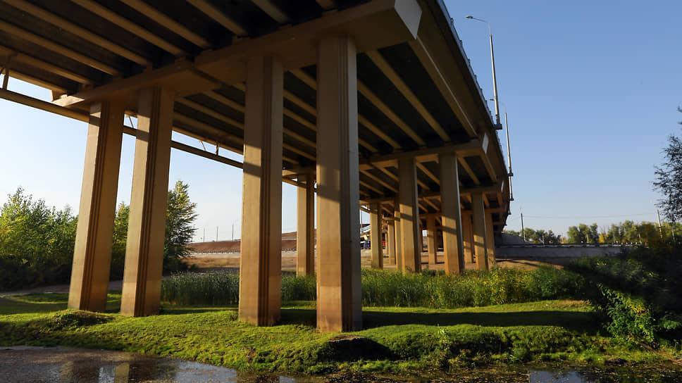 Строительство моста через Волгу может быть несогласовано правительством