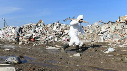 ФСБ взялась за экологию  / В Волгоградской области расследуется дело о масштабном хищении при исполнении нацпроекта
