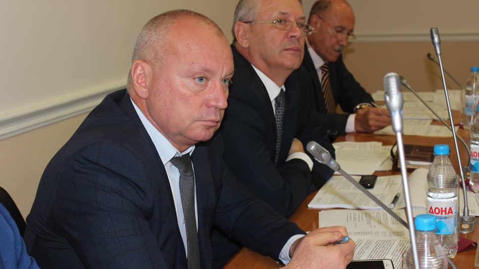 Виталий Лихачев ушел в отставку с поста главы Волгограда