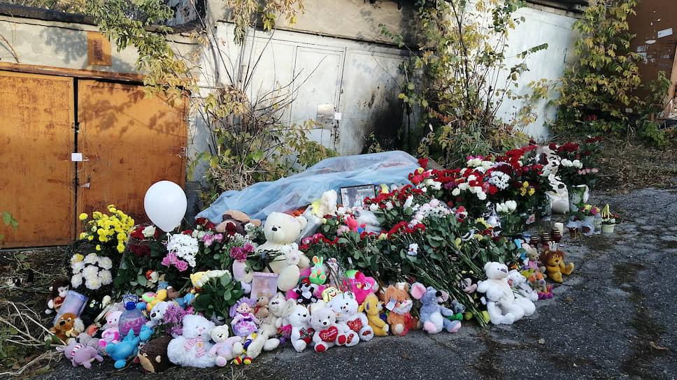 Мэрия обещает снести гаражи, в которых нашли тело убитой девочки