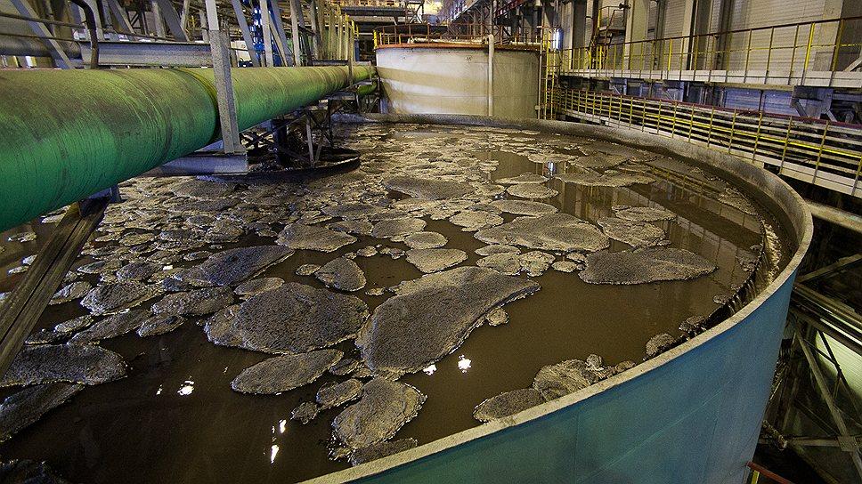 В сточных водах УМПО специалисты обнаружили превышение загрязняющих веществ