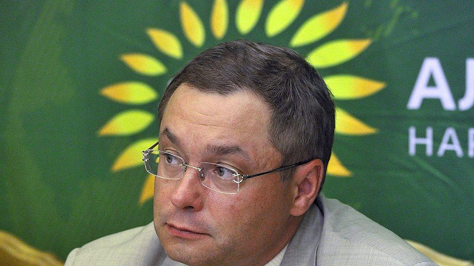 Обращение партии Глеба Фетисова (на фото) в Генпрокуратуру РФ грозит ему выплатой 10 млн рублей