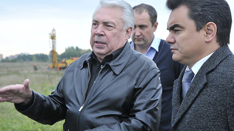 Многоэтажное демостроение / В Уфе планируют поставить на конвейер производство каркасных домов