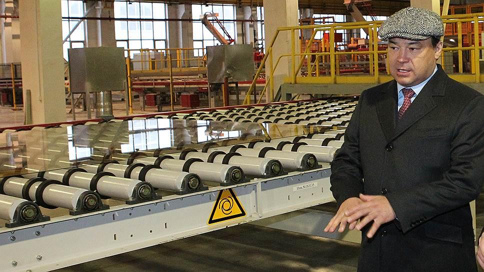 «Салаватстекло» покоряет Сибирь / Производитель просит новосибирские власти найти площадку для нового производства