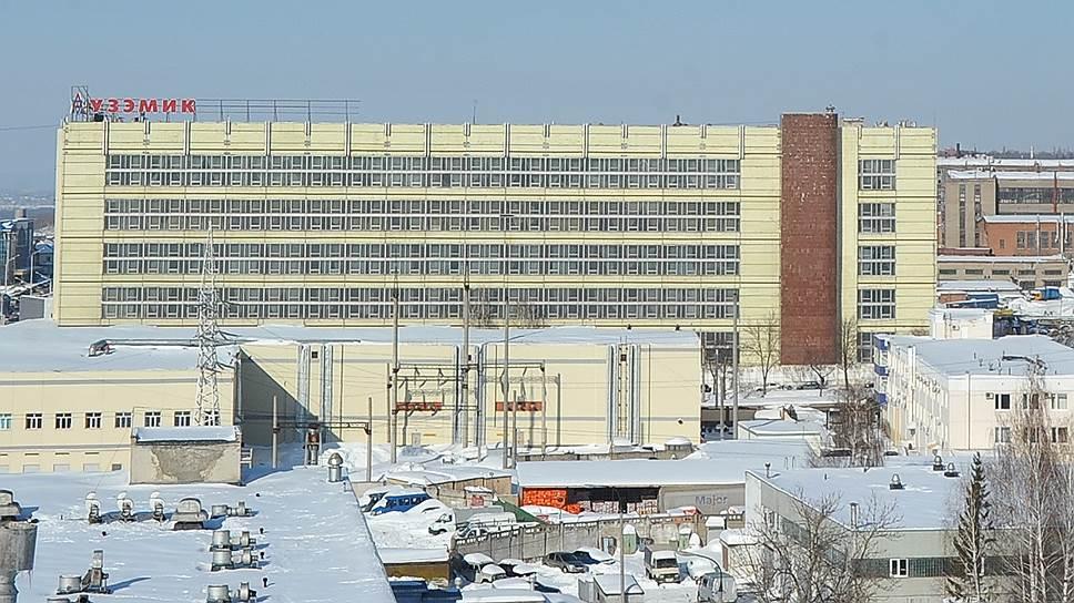 Территорию УЗЭМИКа выставят на продажу как «Видинеевский квартал»
