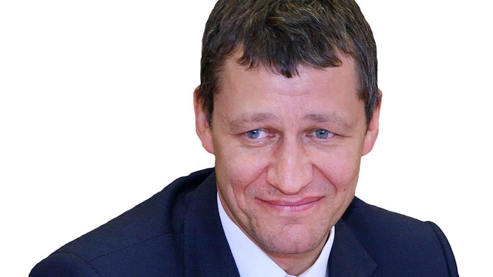 Вице-премьер правительства Башкирии Дмитрий Шаронов