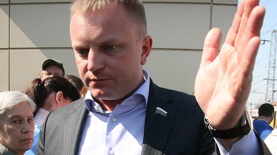 Банкротства Ивана Сухарева (на фото) в суде потребовал его бывший коллега по консалтингу