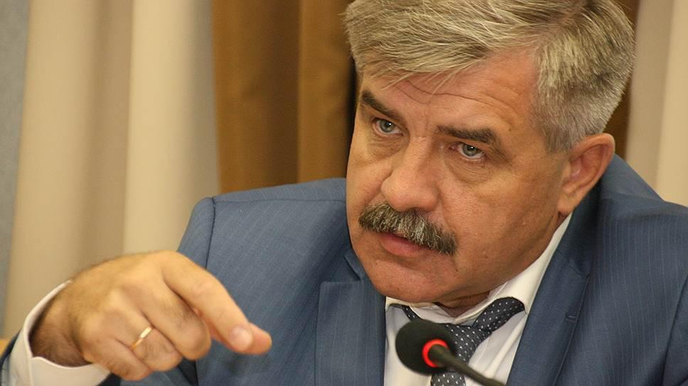 Внутренние дела пошли хуже / Глава МВД Башкирии отчитался о росте преступности
