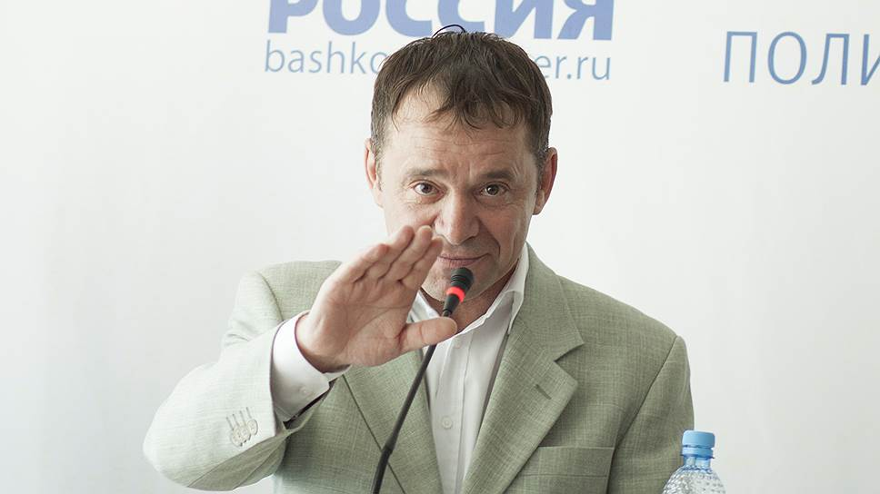 Фарит Ганиев поделился с участниками праймериз опытом расследования дел российских олигархов