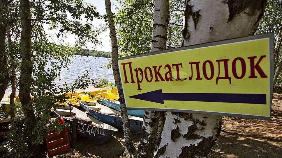 Продажу земли в лесной зоне на берегу Белой объявили вне закона