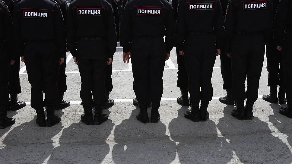 Среди зачисленных в штат МВД Башкирии спортсменов около половины не проживали в республике