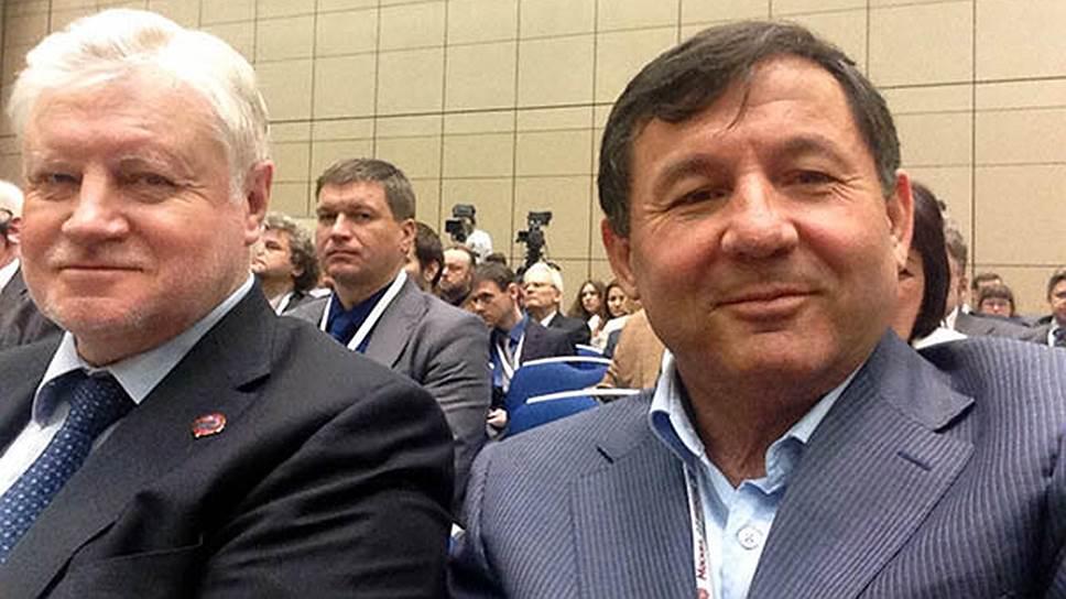 Cправороссам послали кавказский привет / Константина Шагимуратова в башкирском отделении партии может сменить Гаджимурад Омаров