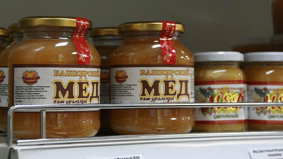 Право наклеивать этикетку «Башкирский мед» получат несколько производителей