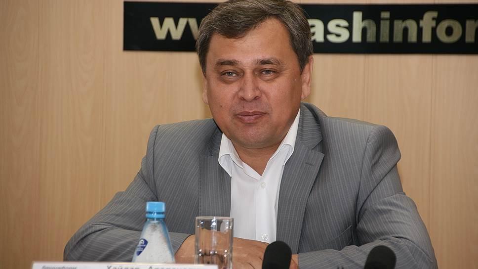 До степени смешения / Диссовет подтвердил признаки плагиата в докторской диссертации главы ЦИК Башкирии