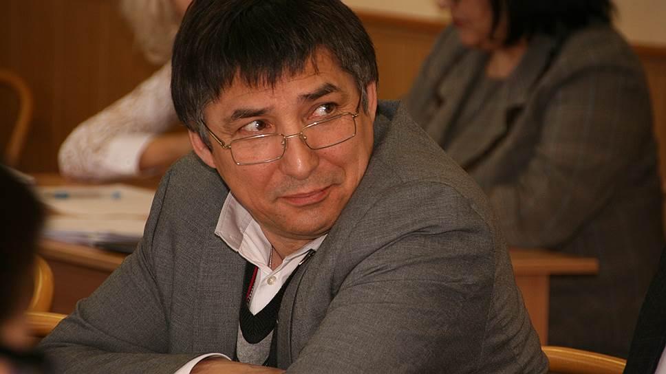 Выдвижение Ильдара Исангулова заставило конкурента обратиться в суд