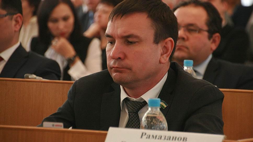 Какую роль сыграл в деле башкирских прокуроров депутат-юрист Вадим Рамазанов