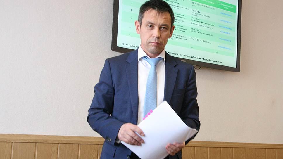 Уход Илдара Хадыева с поста главы минэкологии и назначение его сменщика уложили в один день