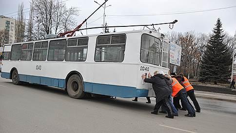 Роговорот МУЭТ в городе // Управлению электротранспорта Уфы готовят новую реформу