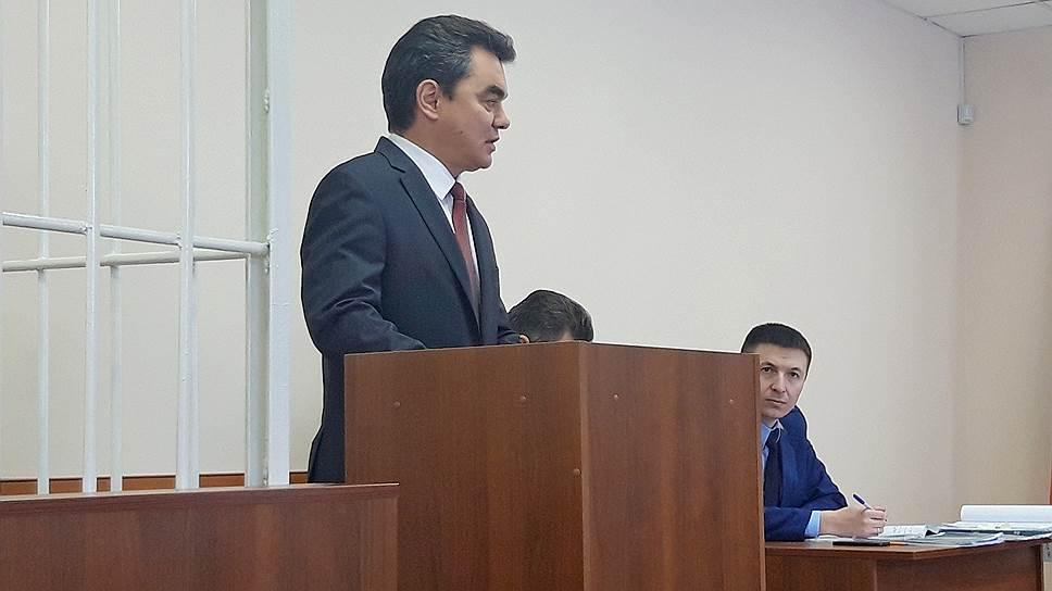 Сенатор ответил «из лучших побуждений» / Ирек Ялалов допрошен по делу бывшего зама