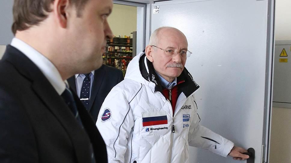 «Садовое кольцо» встает на лыжи / Красногорская группа планирует вложить 6 млрд рублей в развитие ГЛЦ «Мраткино»